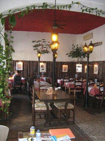 Restaurante Portarade: Inside part view of the restaurant
