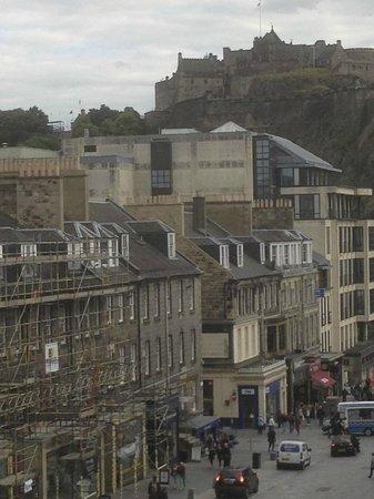 Castle View Apartments: view