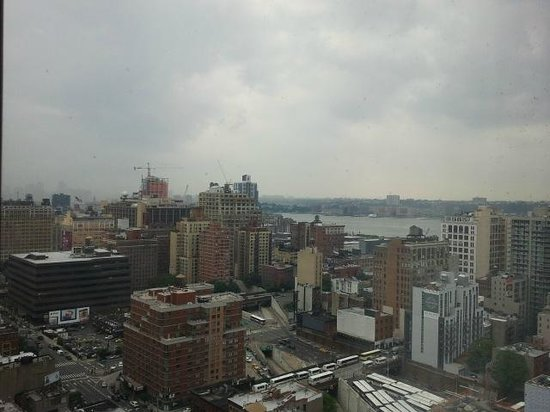 Candlewood Suites New York City Times Square: panorama dalla stanza 3206