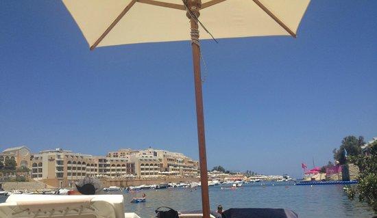 InterContinental Malta: Spiaggia