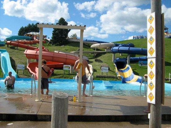 Moncton, كندا: Slides