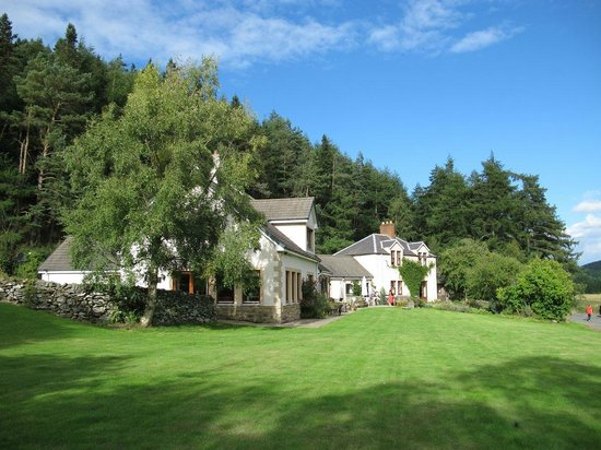 Green Hope Guest House: Scottish Borders Shangri-La