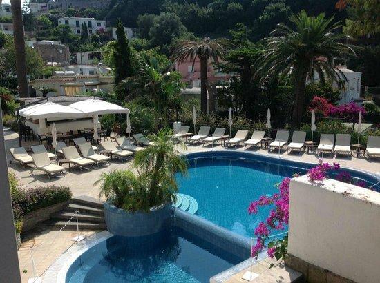 Hotel della Piccola Marina: piscina hotel