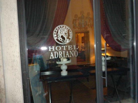 Hotel Adriano : Hotel
