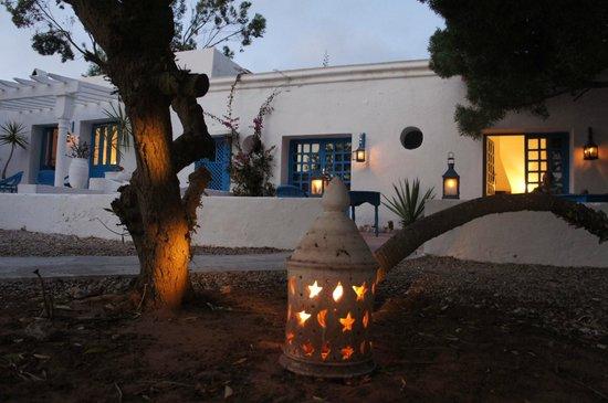 Tangaro Auberge & Spa: Vue des chambres