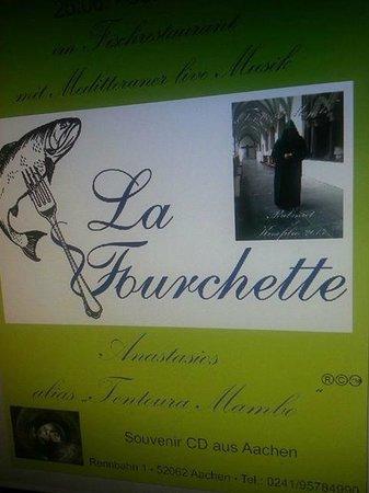 "La Fourchette: Mediterraner Event "" Tentoura Mambo """