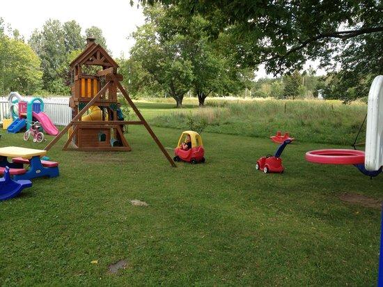 Studiotel Bromont : Jeux pour enfants