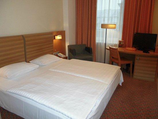 Albert Hotel: habitación 613