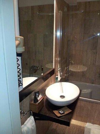 Hotel Principe di Villafranca: Toilette