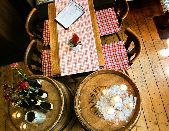 La Jeunesse - Weinstube & Restaurant: 1. Etage