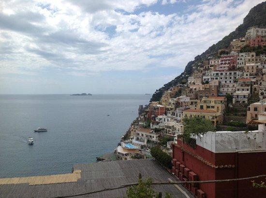 Villa Rosa: the view