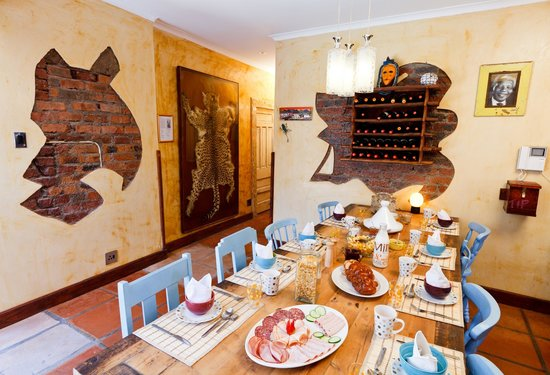 Sweet Olive Guesthouse: Breakfast