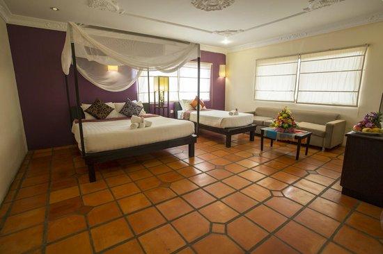 The Villa Siem Reap: Superior room