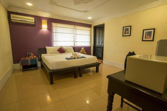 The Villa Siem Reap: Superior room