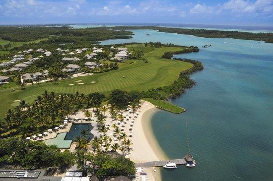 Anahita The Resort: Aerial View