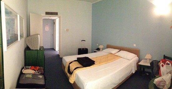 Tinos Beach Hotel: Double room