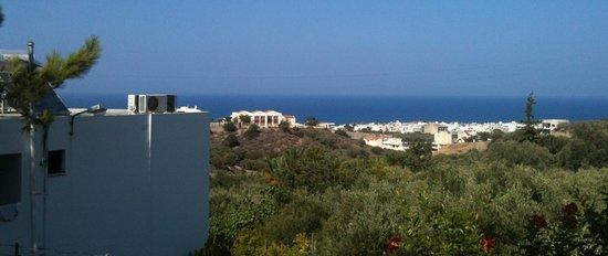 Stelva Villas: Vu de la terrasse de la chambre
