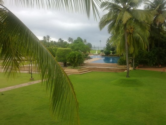Kenilworth Resort & Spa: the view from our room
