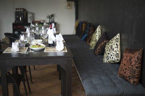 The Villa Siem Reap: Restaurant
