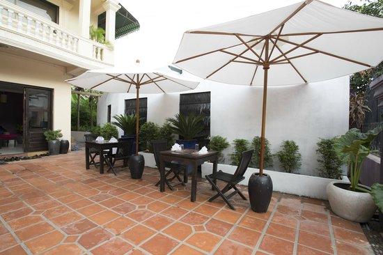 The Villa Siem Reap: Pool view