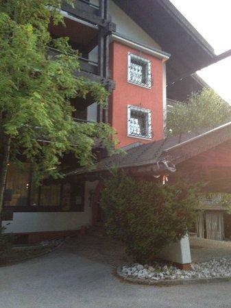 Kronenhotel Seefeld: Hotel