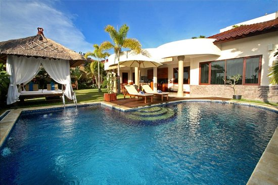The Beverly Hills Bali : Private Pool Villa