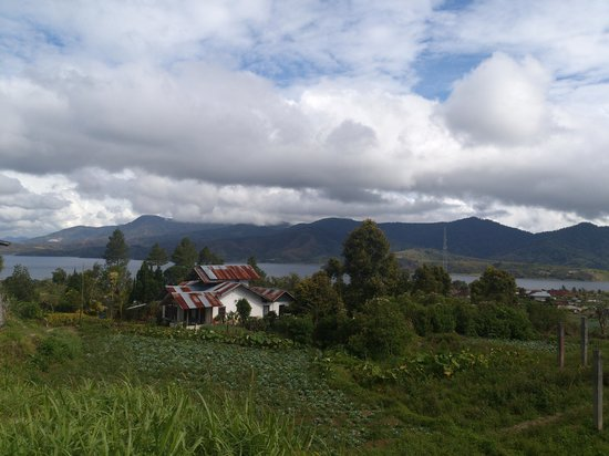 West Sumatra, Indonesien: the view