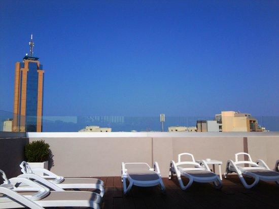 Argento Hotel: Piscina