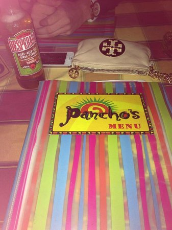 Pancho's Mexican : x
