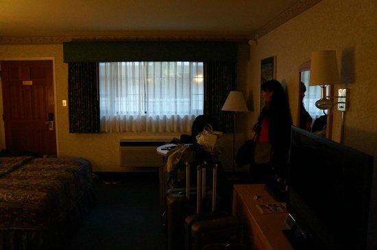 Nob Hill Motor Inn: chambre