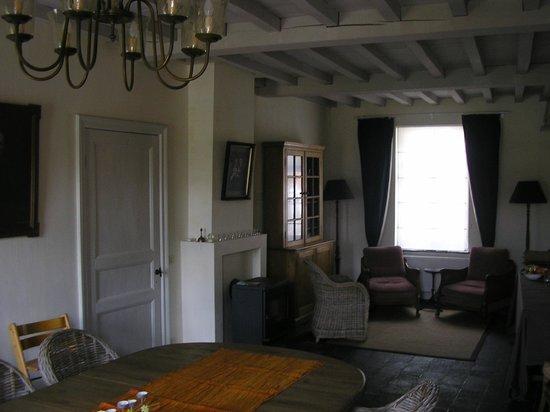 't Huys van Enaeme: Dining room