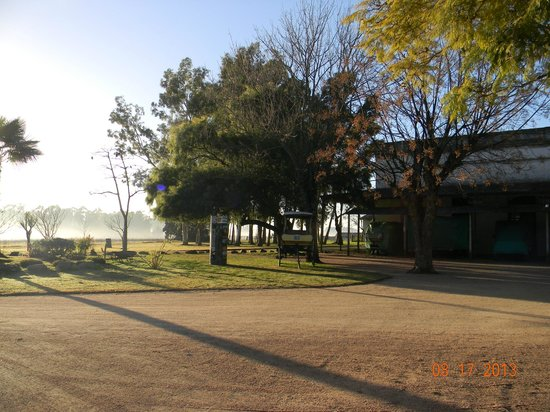 Granja Hotel Suizo : Parque