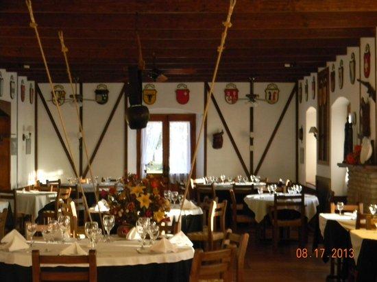 Granja Hotel Suizo : Comedor