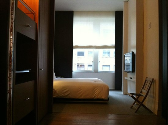 Andaz 5th Avenue: Schlafzimmer