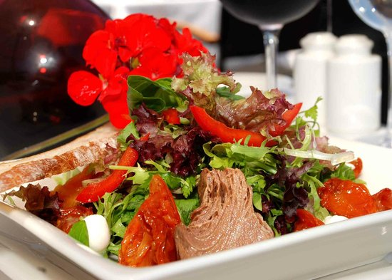 Radisson Blu Resort & Spa, Cesme: tuna fish salad