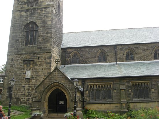 Bronte Parsonage Museum : Church
