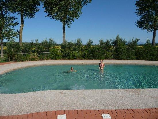 La Fattoria di Tirrenia Country Resort: La Piscina