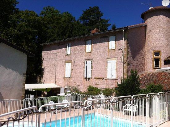 Hotel La Gabetiere : Vie de la piscine