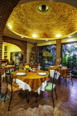 Casa Domingo Hotel Petit : Restaurante