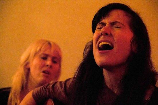 Billsville House Concerts: Elizabeth Ziman and Sonya Kitchell