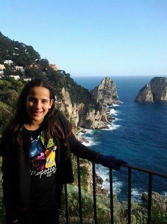 Capri Whales di Wendy : Conservá-la: Fundamental.