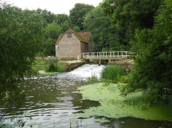 Sturminster Newton Mill: Water Mill at Sturminster Newton