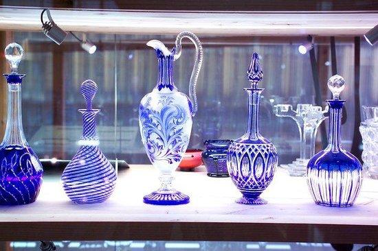 La Grande Place musée du cristal Saint-Louis