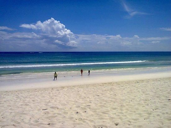 Diani Beach: Paradies