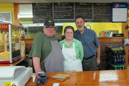 Jo Dearing's Southern Smoke BBQ & Grill: Order here
