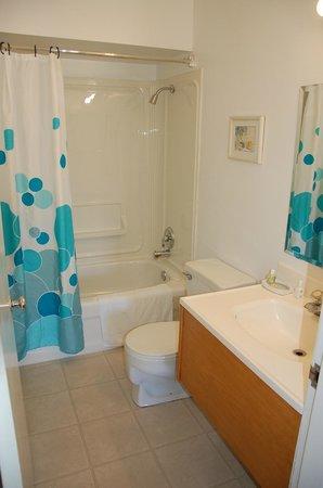 Somass Motel & RV: salle de bains