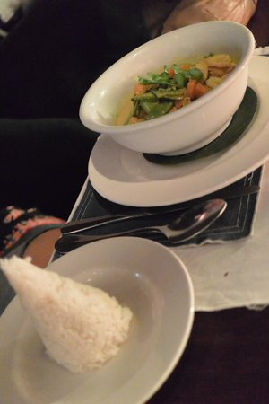Maccaroni Club: Green Curry
