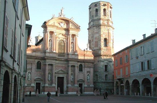 Reggio Emilia, Italy: Chiesa di S. Prospero