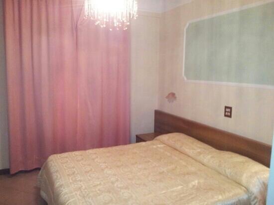 Hotel Park Ge.Al.: stanza