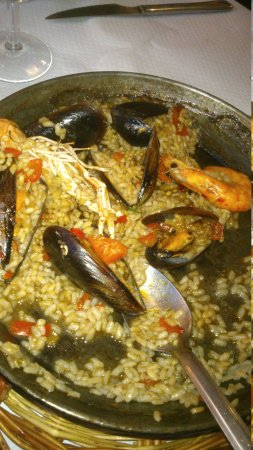 Can Granyela : paella mixta